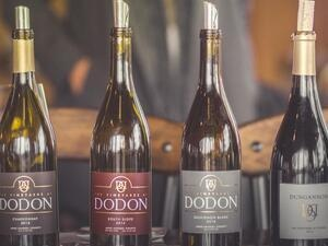 Structure and texture:  The Vineyards at Dodon takes Mixolo on a journey from soil to glass