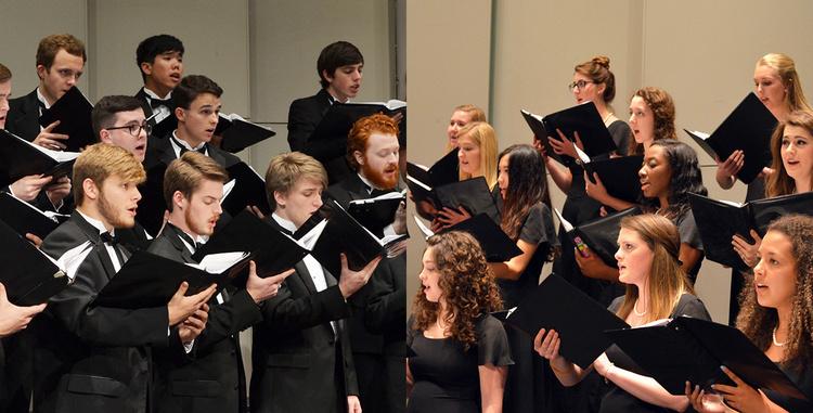 CU Men's & Women's Choirs