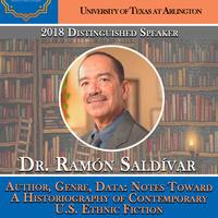 CMAS Distinguished Speakers Series: Ramón Saldívar