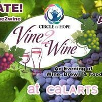 Circle of Hope's 17th Annual Vine2Wine