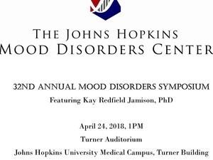 Johns Hopkins 32nd Annual Mood Disorders Symposium