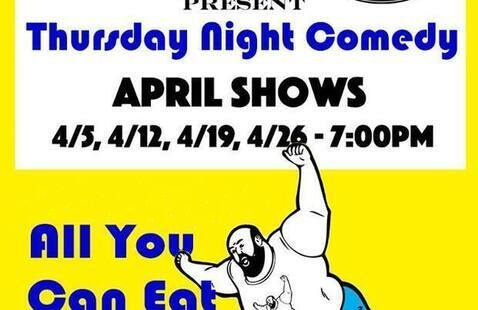 Comedy Night curated by ComedyFLOPs ($5 Suggested Donation)