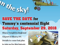 Thomas-Morse Scout Centennial Flight Celebration