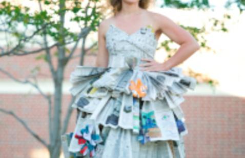 Eighth Annual Green Fashion Show