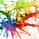 creative art abstract painting watercolor
