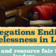Congregations Ending Homelessness in LA