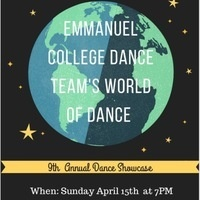 Emmanuel College Dance Team's Annual Showcase