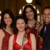 Carpe Diem Quartet: Eryilmaz, Vali, Leshnoff, Zhurbin and Fujiwara
