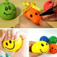 Do It Yourself Stress Balls