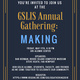 GSLIS Annual Gathering: Making