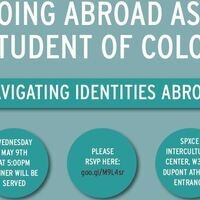 Identity X Series: Going Abroad as a Student of Color