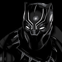 Canceled: Cards Under the Stars - Black Panther