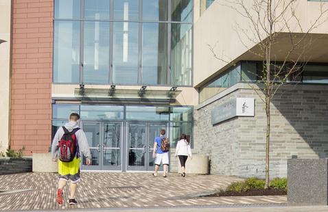 Shineman Science Center