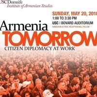 Armenia Tomorrow: Citizen Diplomacy at Work