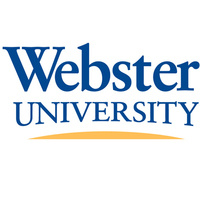 Webster University Full Logo
