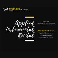 Applied Instrumental Recital