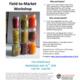 Field-to-Market Workshop