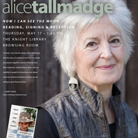"""Alice Tallmadge Book Launch for """"Now I Can See the Moon"""""""