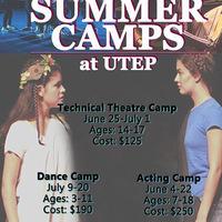Theatre & Dance Summer Camp: Dance