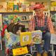 Farmer Minor and Daisy the Reading Pig - Main Library