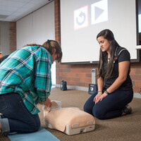 American Red Cross Adult and Child First Aid/CPR/AED