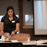Heartsaver First Aid with CPR/AED Adult & Child