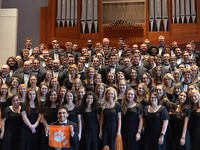 CANCELED: CU Men's and Women's Choirs