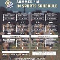 Summer C IM Sports Registration