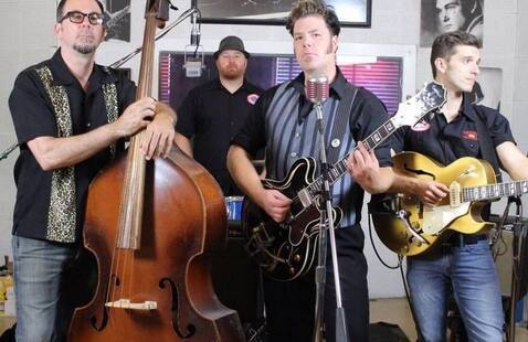 Eddie Owen Presents: 50s Rock and Rockabilly Revue