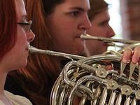 CANCELED:  CU Symphonic Band and CU Concert Band