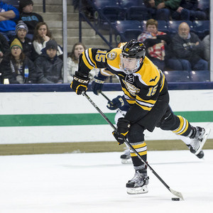 Featured event photo for (Men's Ice Hockey) Notre Dame vs. Michigan Tech