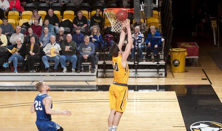 (Men's Basketball) St. Cloud State vs. Michigan Tech