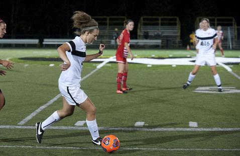 (Women's Soccer) Michigan Tech at Parkside