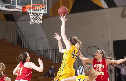 (Women's Basketball) Michigan Tech at Wis.-Green Bay
