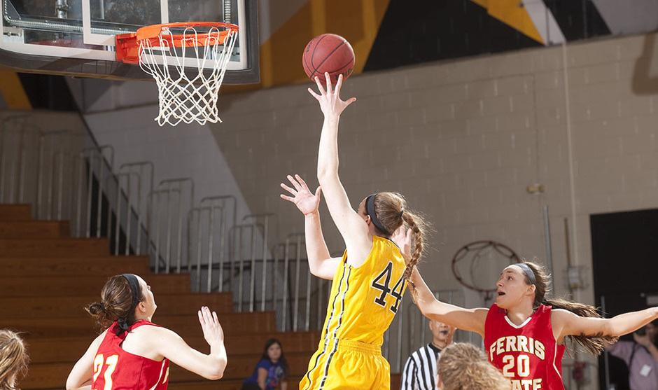 (Women's Basketball) Michigan Tech at William Jewell