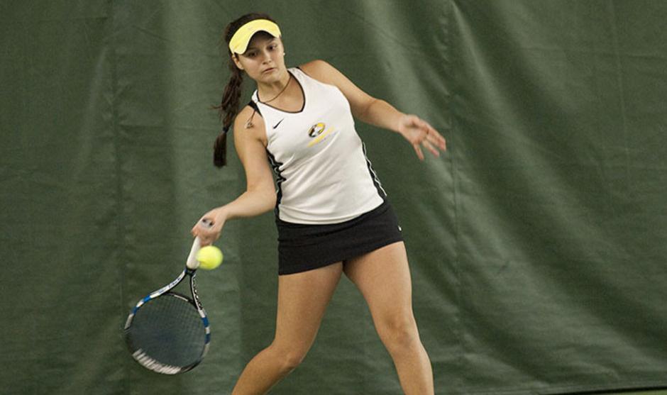 (Women's Tennis) Michigan Tech vs. Michigan Tech