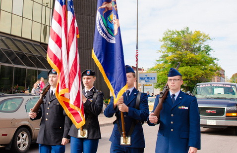 Air Force ROTC - Shadow Day
