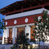 The Lhakhang Cultural Exhibit