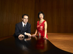 Jennifer Koh, violin and Shai Wosner, piano