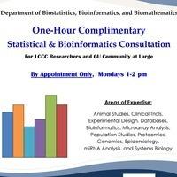 (Free) Biostatistics & Bioinformatics Consultation Services