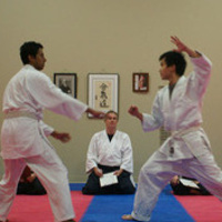 Aikido Self Defense Practice