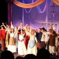 """Playground Drama Camp: """"Anything Goes"""" - Junior Performers Edition"""