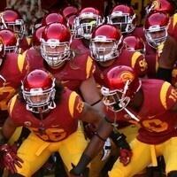 USC Football vs. Arizona State