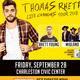 THOMAS RHETT LIFE CHANGES TOUR 2018