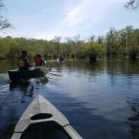 Petteigrew Canoe Day Trip