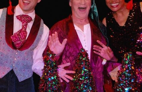 A Broadway Christmas Carol