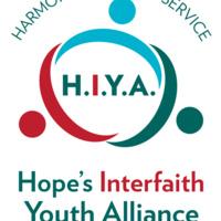 HIYA (Hope Interfaith Youth Alliance)
