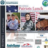 8th Annual Patriots Luncheon
