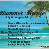 "SCAA ""Summer Breeze"" Artist Reception"