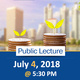 "Public Lecture: ""The Role of the Banking Sector in National Development: The Case of Africa and Asia"""